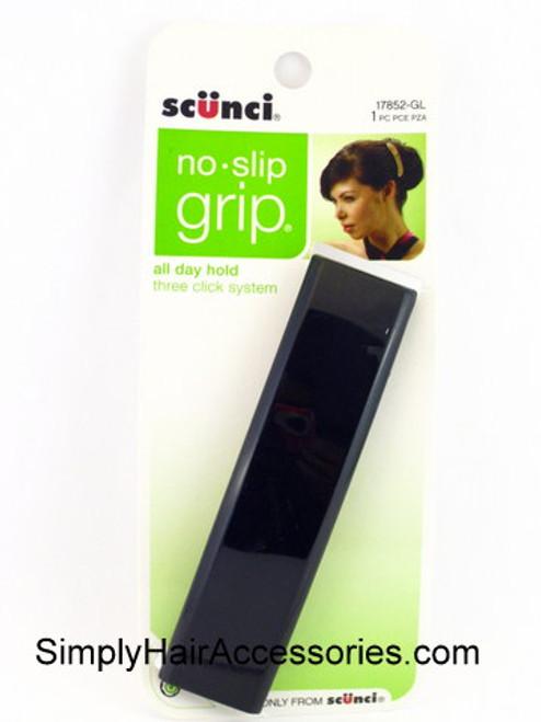 Scunci No Slip Grip Auto Clasp Barrette - 1 Pc.