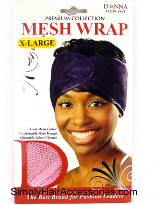 Donna Premium Collection X-Large Mesh Wrap - 1 Pc.