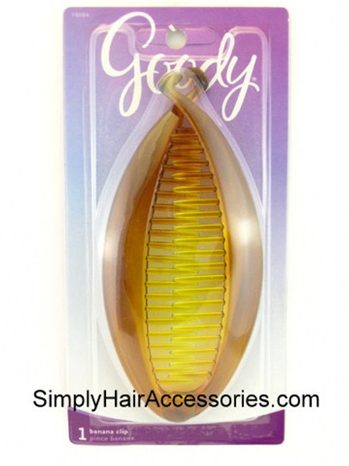 "Goody Kate 5"" Banana Clincher Comb - 1 Pc."