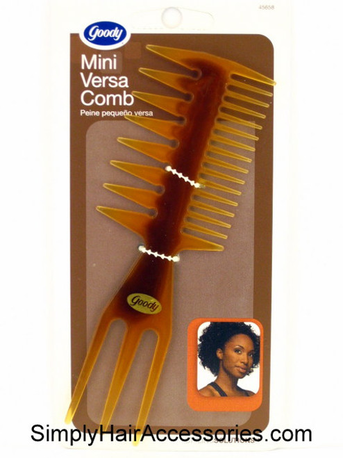Goody Mini Versa Hair Comb - 1 Pc.