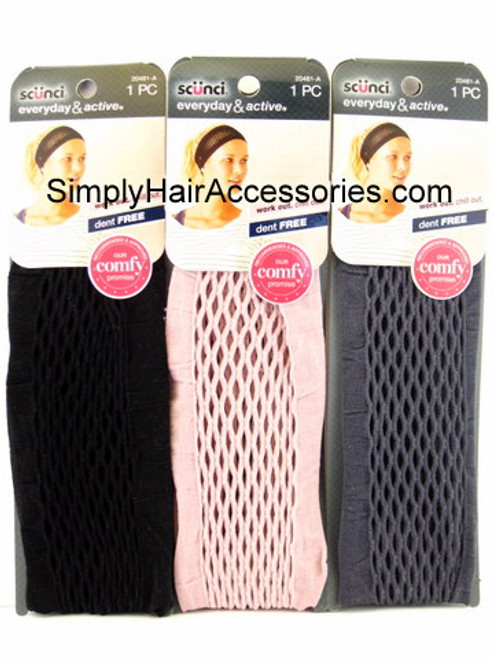 Scunci Everyday & Active Head Band - 1 Pc.