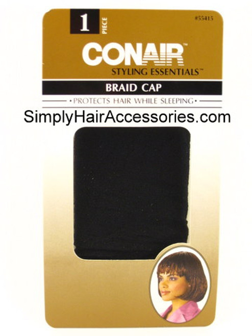 Conair Braid Hair Cap - Black