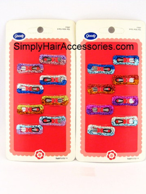 Goody Girls Contour Clips - 8 Pcs.