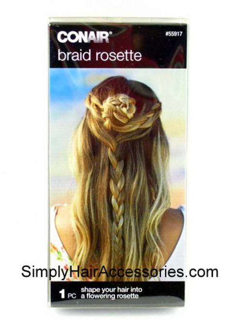 Conair Braid Rosette - 1 Piece