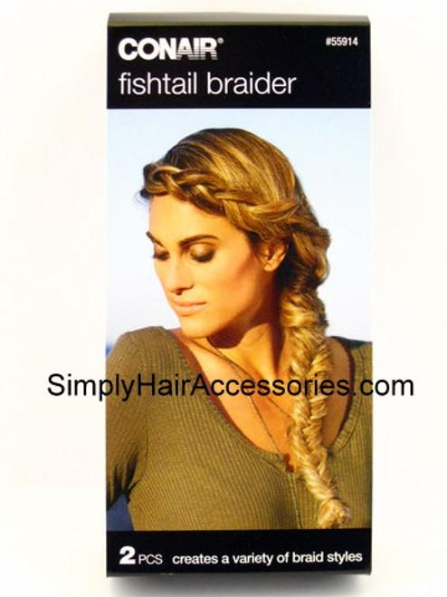 Conair Fishtail Braider - 2 Pcs.