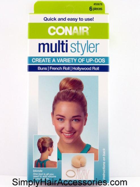Conair Multi Styler - Blonde - 6 Piece Kit