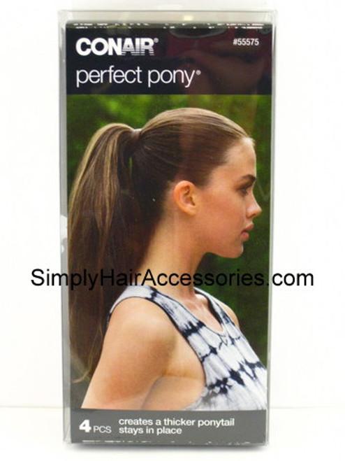 Conair Perfect Pony Volume & Lift Tool - 4 Piece Kit