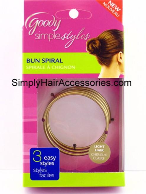 Goody Simple Styles Bun Spiral