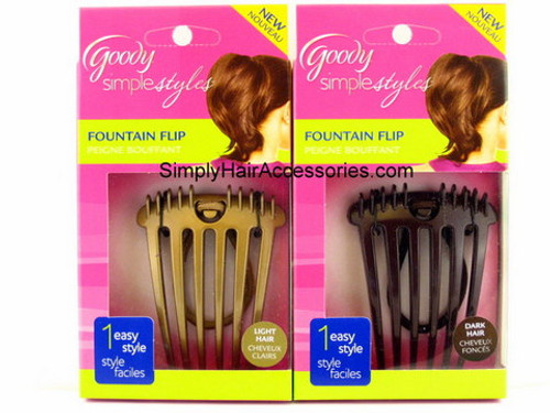 Goody Simple Styles Fountain Flip - 1 Ct.