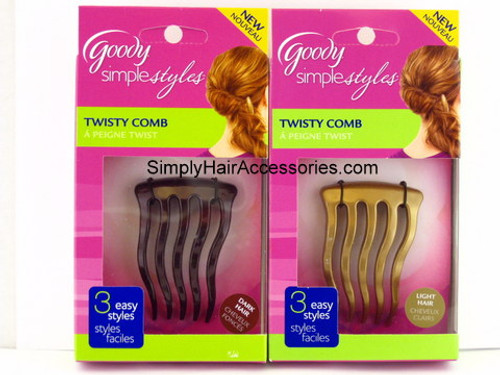 Goody Simple Styles Twisty Comb - 1 Pc.