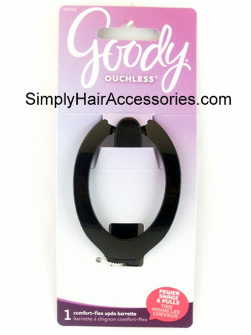 Goody Ouchless Large Updo Hair Barrette - 1 Pc.