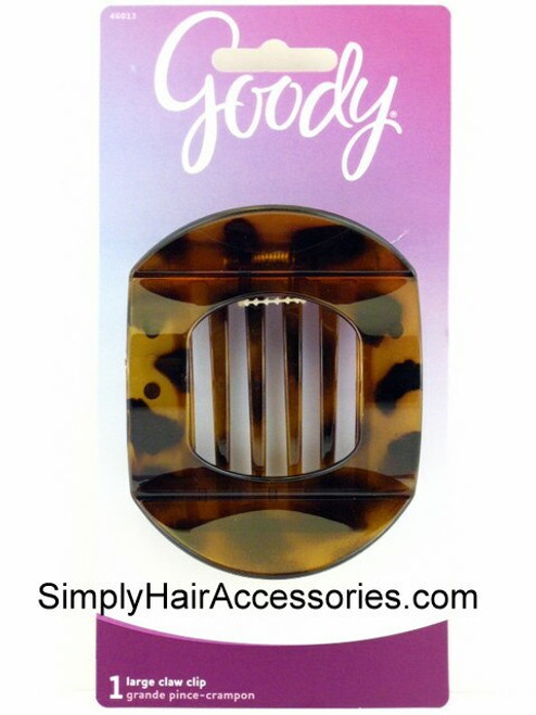 tortoise kimberly updo claw clip