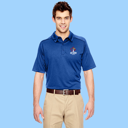 Air Show Atlantic Men's Polo Shirt
