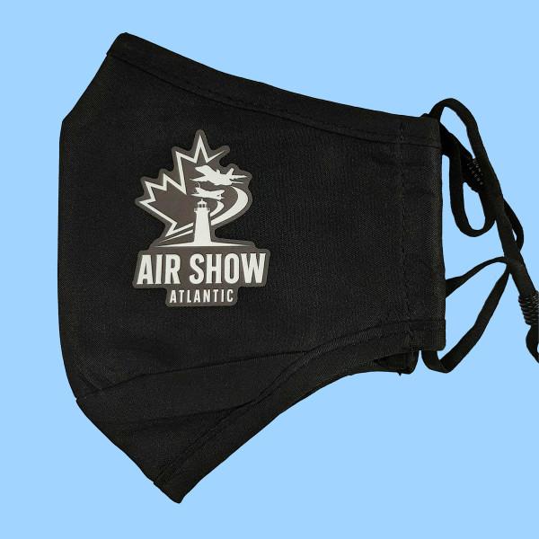 Air Show Atlantic Face Mask