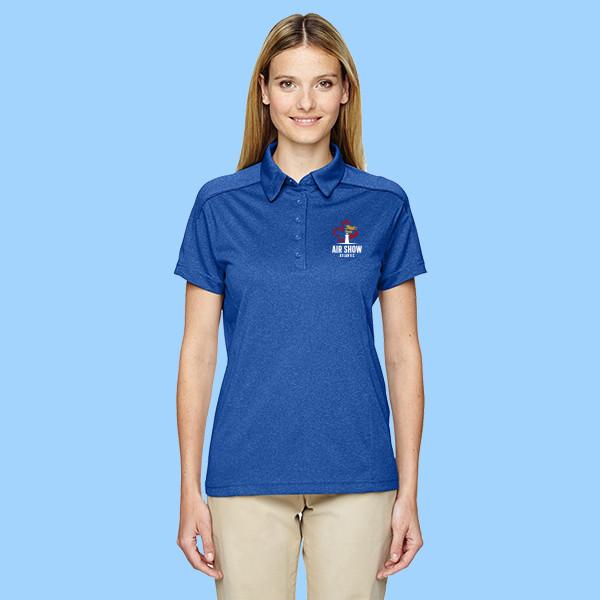 Air Show Atlantic Ladie's Polo Shirt
