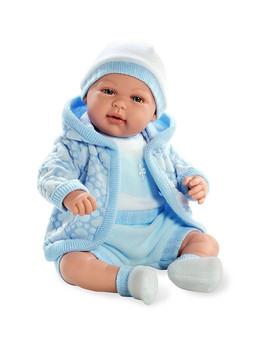 Ann Lauren Dolls 18 Inch Baby Boy Doll