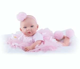 Newborn Little Princess Reborn Doll