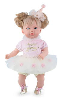 Alina's Going to the Birthday Outfit Baby Girl Doll