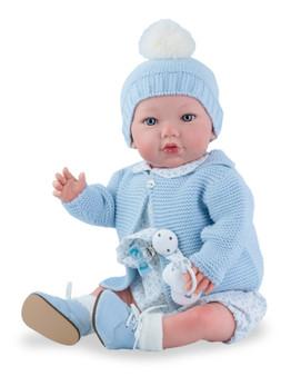 Newborn Reborn Baby Boy Doll Christopher
