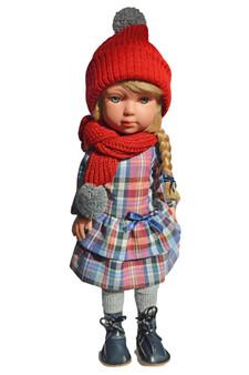 Kara 14 Inch Girl Doll