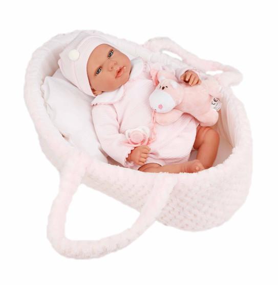 New for 2020 16 Inch  Reborn Baby Doll Lauren