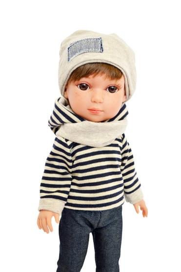 Jovi™ 14 Inch Boy Doll- Lorelei and Friends ™-