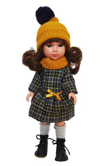 Jacqueline ™ 14 Inch Girl Doll