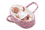 Ann Lauren Dolls 10.4 inch Baby  Girl with Pacifier-Sold Out