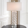 Marble Arabesque Table Lamp
