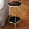 Petite Two Tiered Table