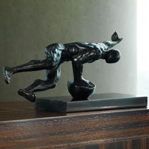 Push Up Sculpture