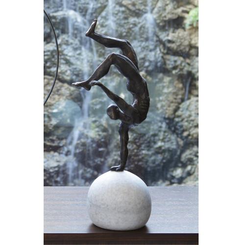 One Hand Balancing Act