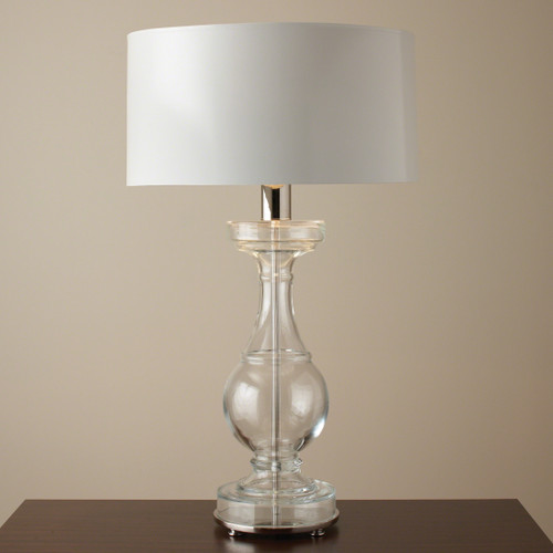 Glass Balustrade Lamp