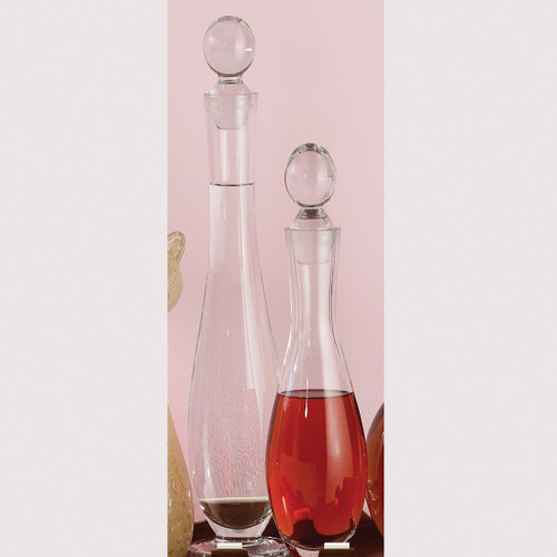 Elegant Glass Decanters