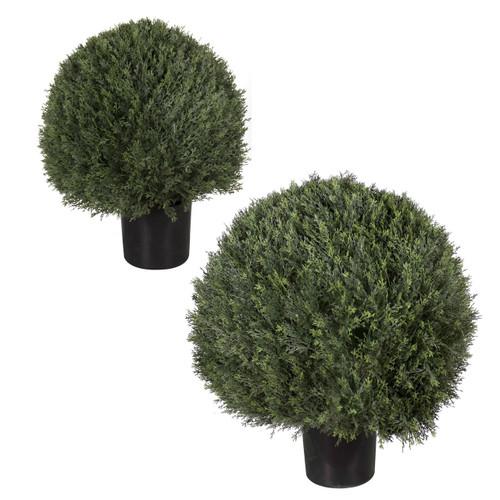 "Pond Cypress UV Tree 24"" ball"