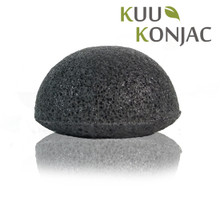 KUU Konjac Mens Sponge for Pre & Post Shave