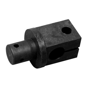 """Axle Bearing 1 1/4"""" w/ 17/32"""" - Hole for Facemask"""
