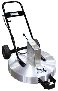 "30"" Adjustable Spinner | Deublin Swivel | ""U"" Handle"