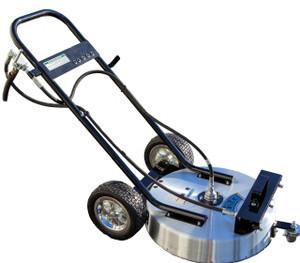 "24"" Spinner | Talon 4 Swivel | ""U"" Handle | Flat Free Tires | Water Broom"