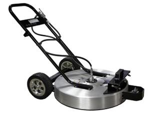 "30"" Spinner | Talon 4 Swivel | ""U"" Handle | Flat Free Tires | Water Broom"