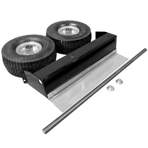 Rear Wheel Kit - Pneum. Tires