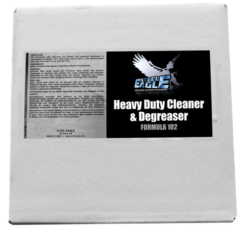 Heavy Duty Cleaner and Degreaser Kit | Formula 102