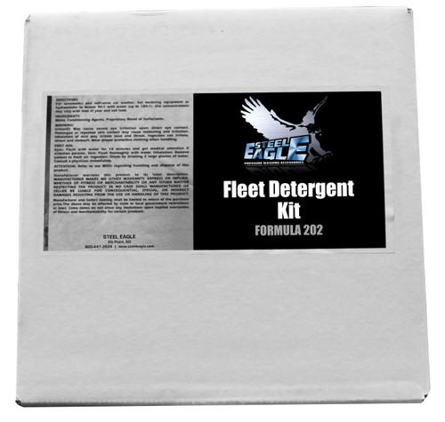 Fleet Detergent Kit | Formula 202