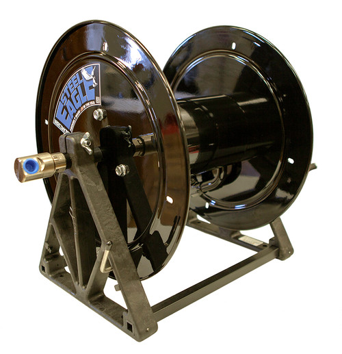 """8"""" Painted A-Frame Hose Reel-CLEARANCE"""