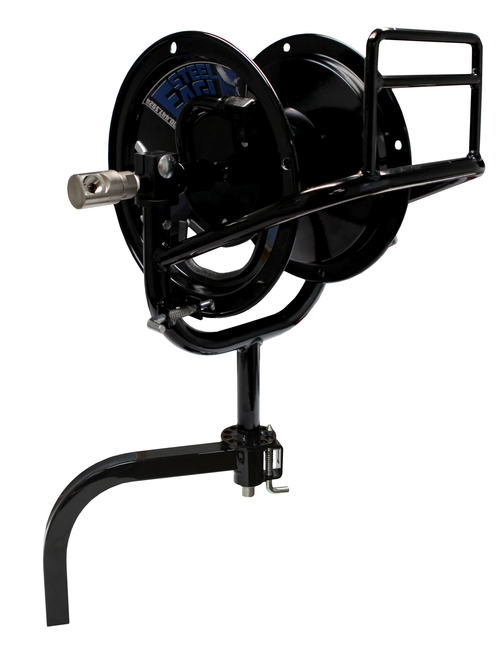 100' Swivel Reel | Vertical Drop-In Arm