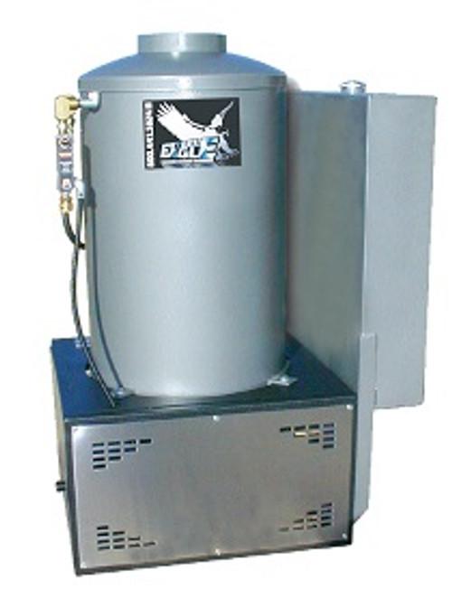 Diesel Fired Stainless Steel Water Heater