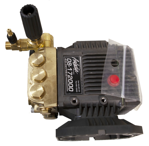 (08-172000) PUMP 3 GPM 1600 PSI
