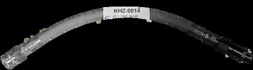 """(KHZ-0014) KIT: 18"""" HOSE WHIP JUMPER"""