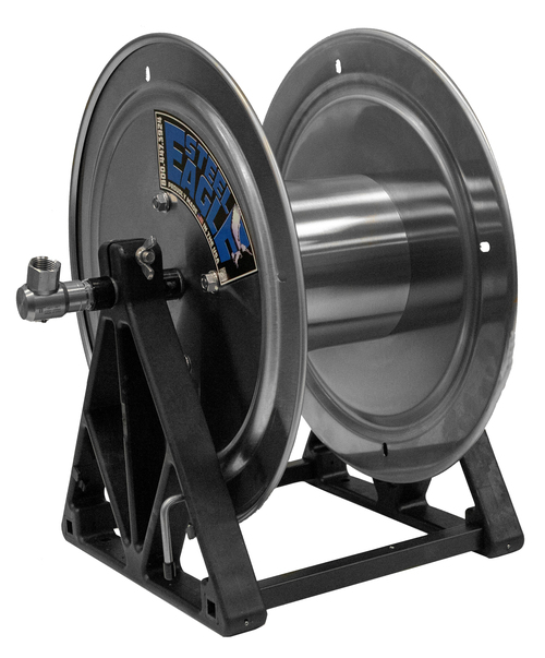 "18"" Totally Stainless Steel A-Frame Hose Reel 