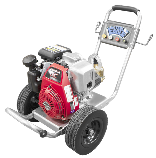 5 HP Honda Cold Water Washer w/ Aluminum Frame